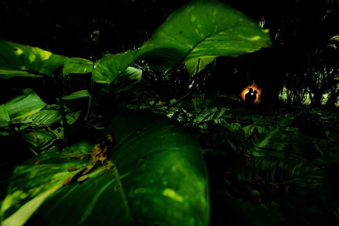 creative magmod photo taken in maui, hawaii