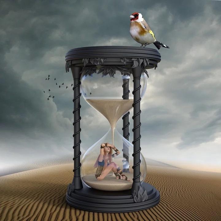 Tiempo Confinamiento