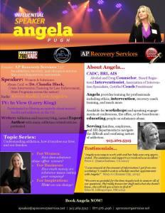 Angela Pugh Speaker