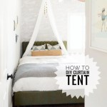 Boy Bedroom Reveal And Diy Curtain Rod Tent Angela Rose Home