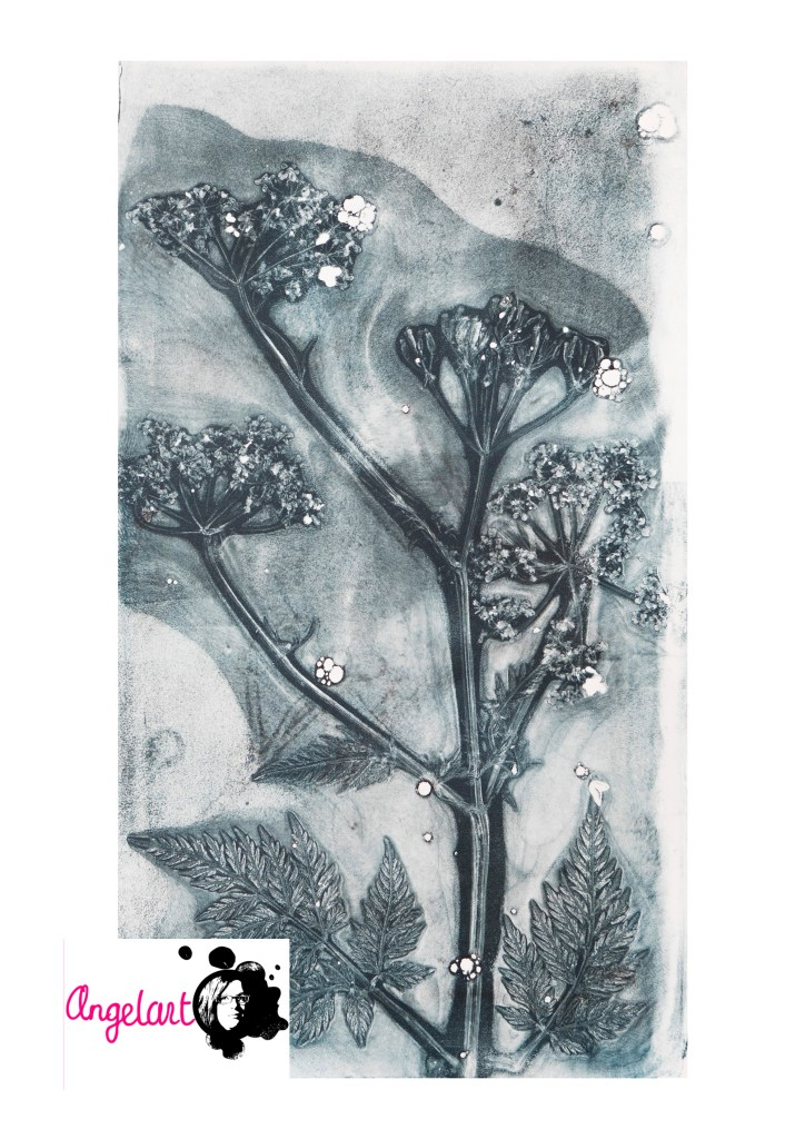 planten en bloemen illustratie Angela Peters, NatuurlijkAngelart