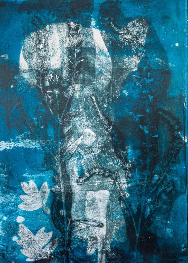 planten en bloemen illustratie Angela Peters, Angelart kunst&Zo