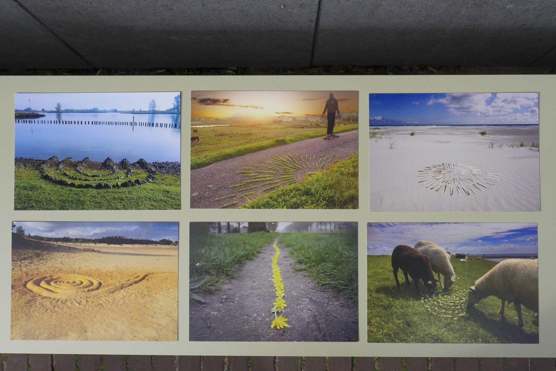 Mies Heerma kaarten bij Angelart kunst&Zo Angela Peters