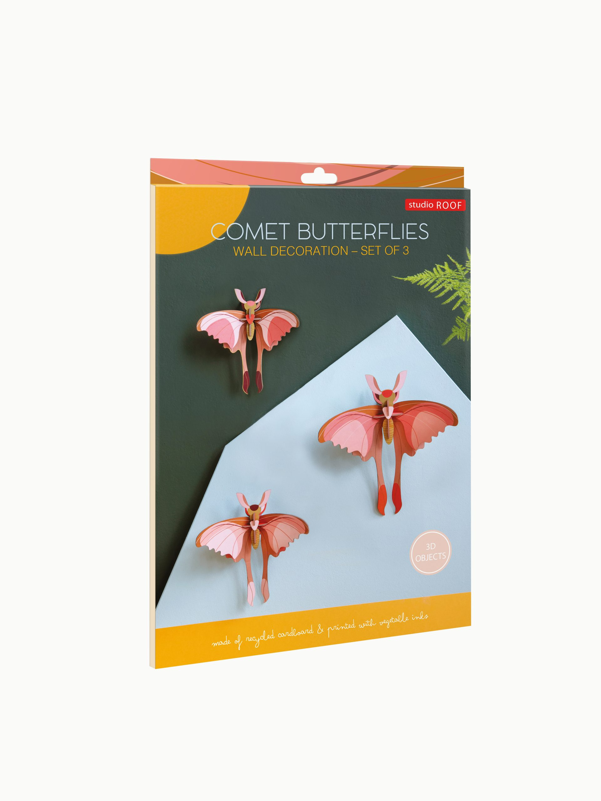 Studio roof bij Angelart kunst en zo Hattem vlinders