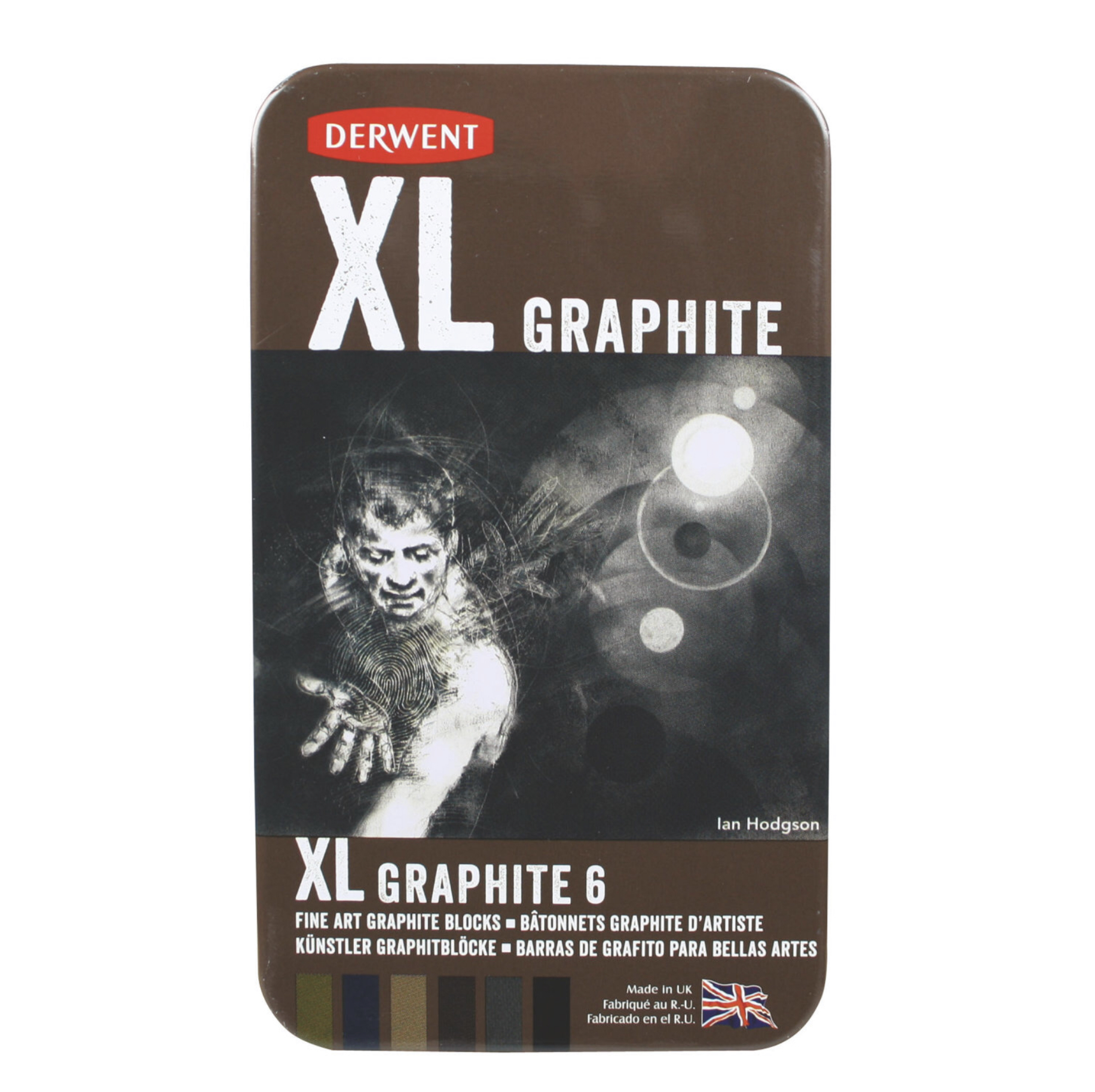 Derwent XL graphite Angelart Kunst en zo