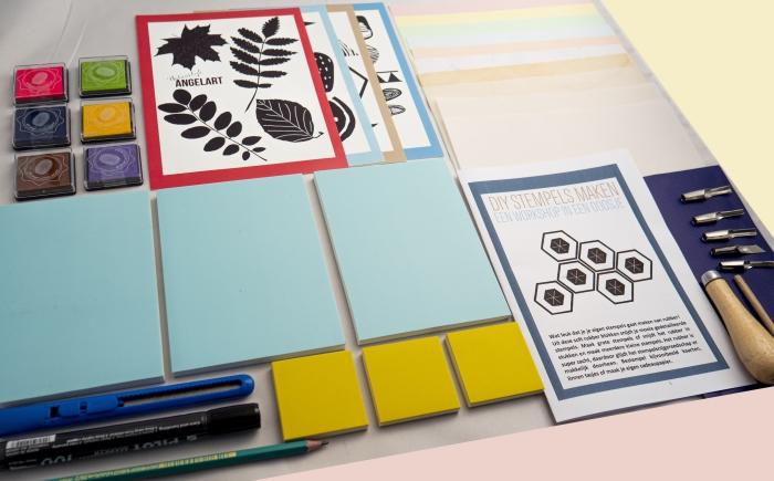 Stempel workshop pakketten