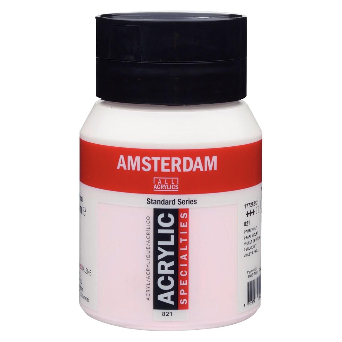 Amsterdam Parelviolet 821 specialties Angelart Kunst en zo