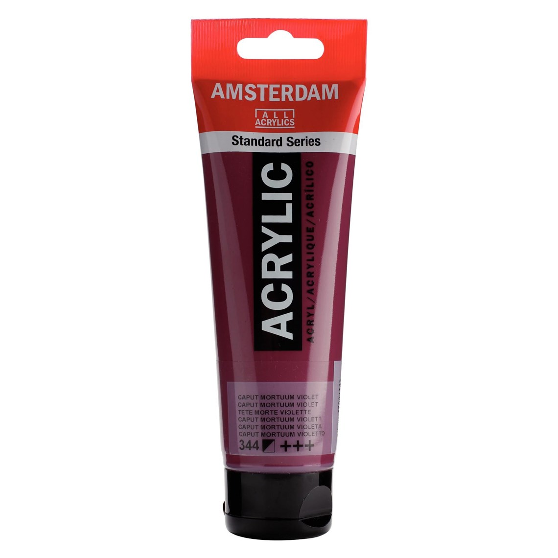 Amsterdam acrylverf Caput mortuum violet 344