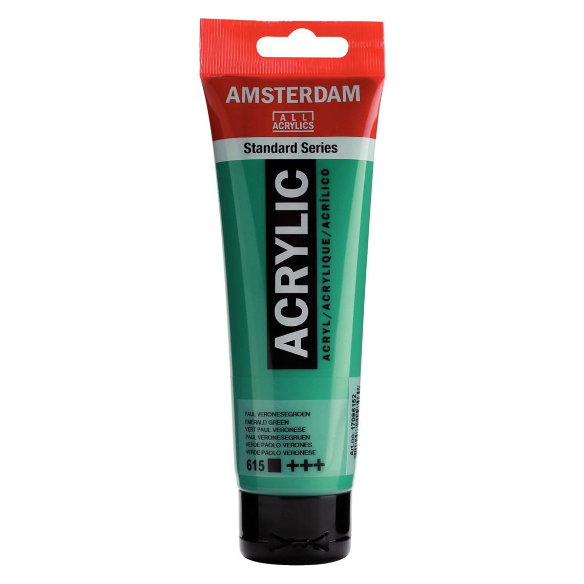 Amsterdam acrylverf Paul Veronesegroen 615