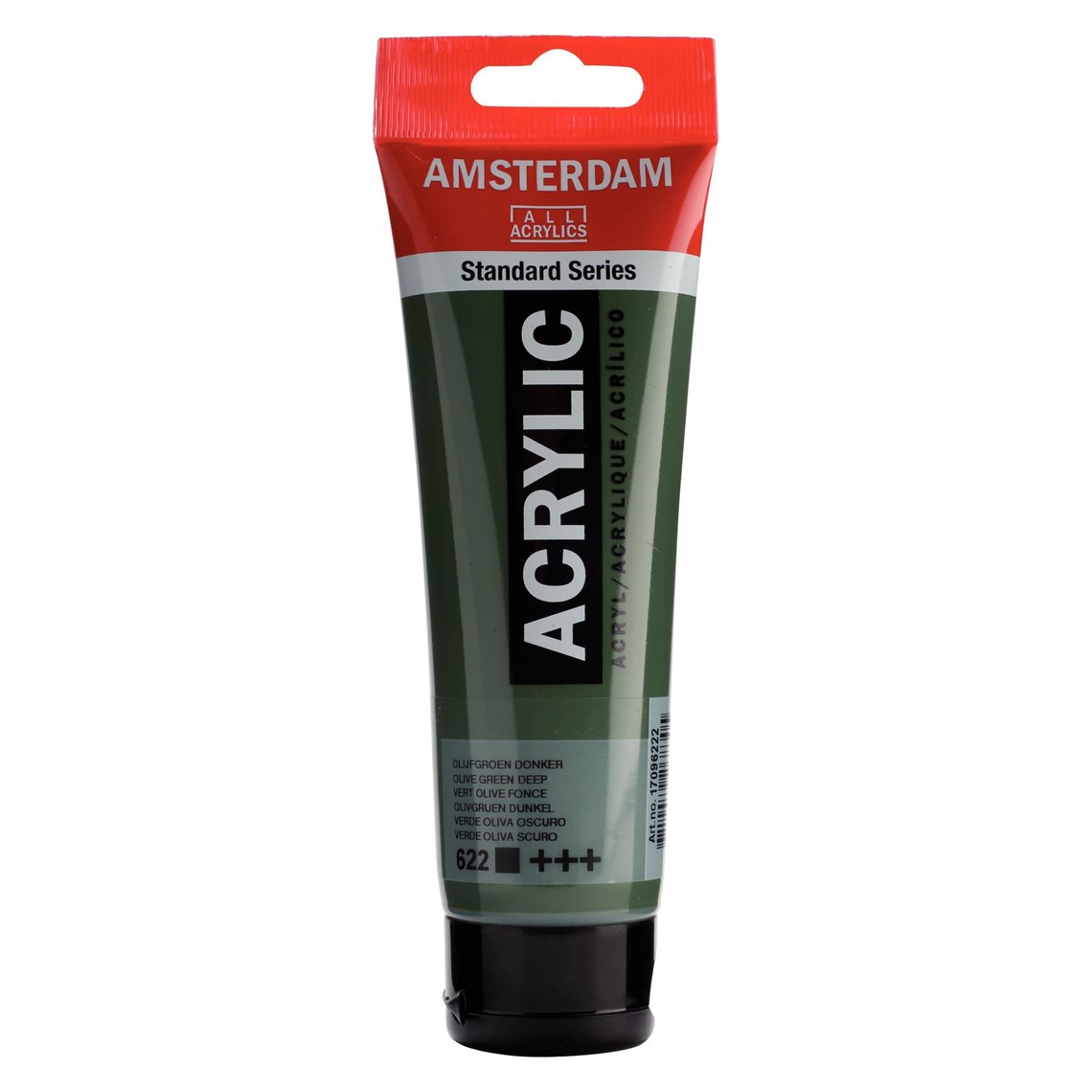 Amsterdam acrylverf Olijfgroen donker 622