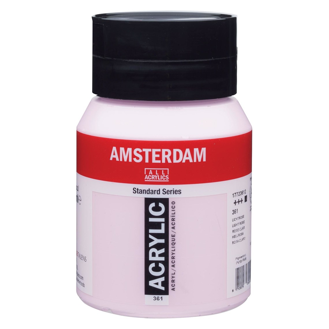 Amsterdam acrylverf Lichtroze 361