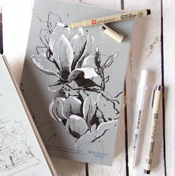 Stiften & Pennen