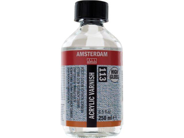 Acrylvernis hoogglans Amsterdam 250 ml