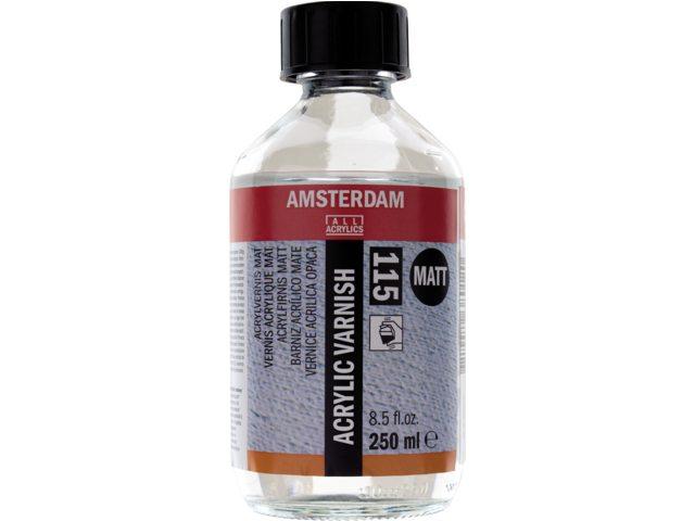 Acrylvernis mat Amsterdam 250 ml