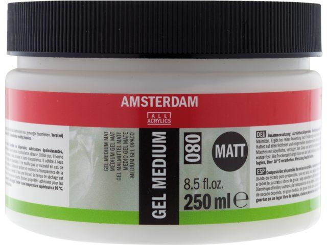 Amsterdam gel medium Mat 250 ml