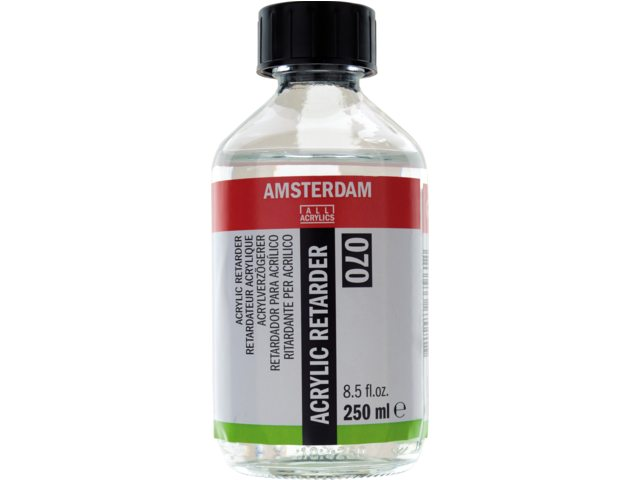 Amsterdam acrylic retarder 250 ml