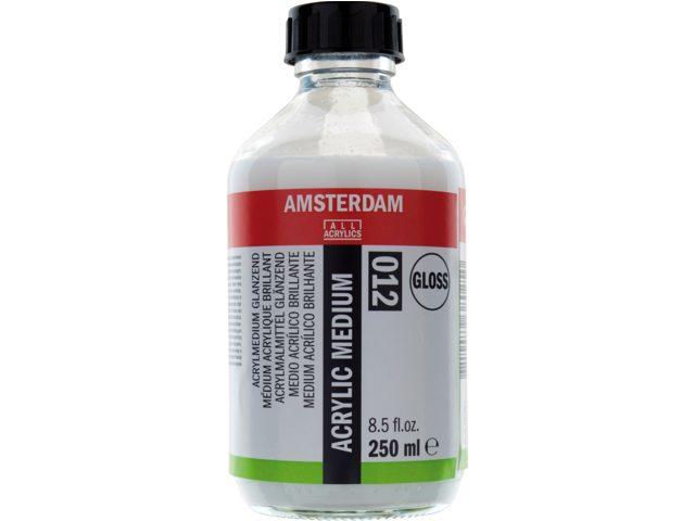 Amsterdam acrylmedium glanzend 250 ml