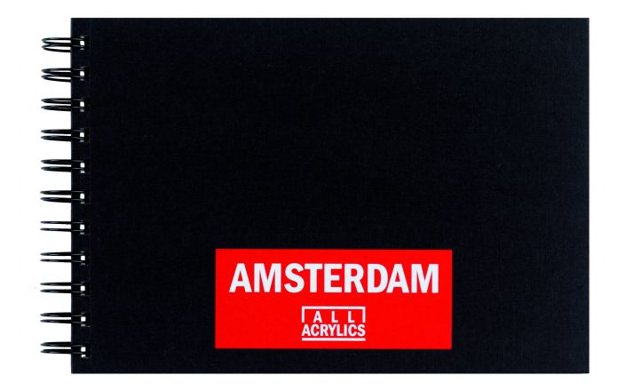 Acrylic schetsboek A5 30 vel 250 gr Amsterdam