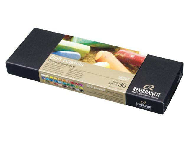 Rembrandt Softpastel starter set 300C30.5