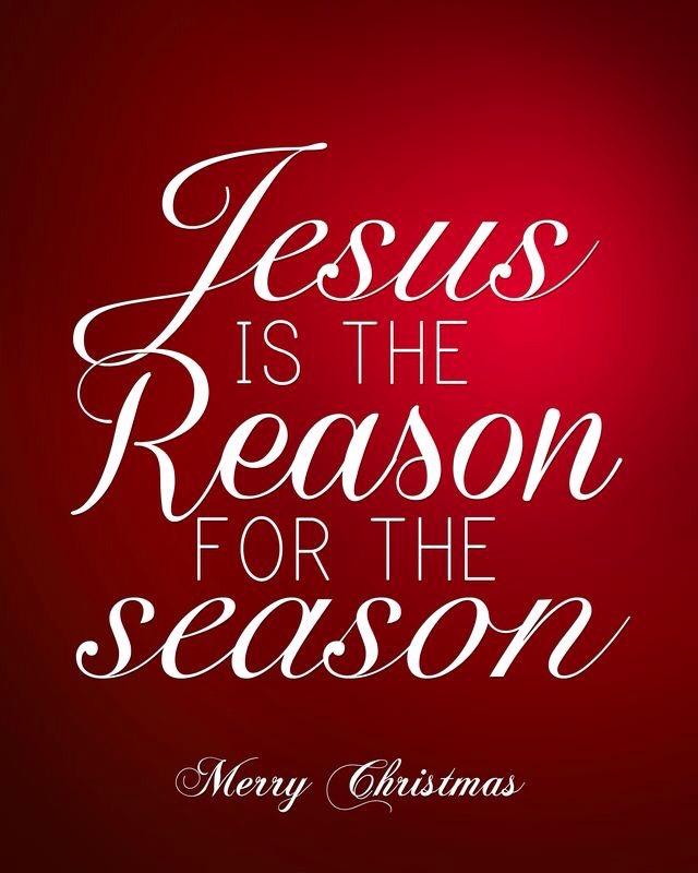 Happy Birthday Jesus Love Santa Baby Xoxo Mon Ange