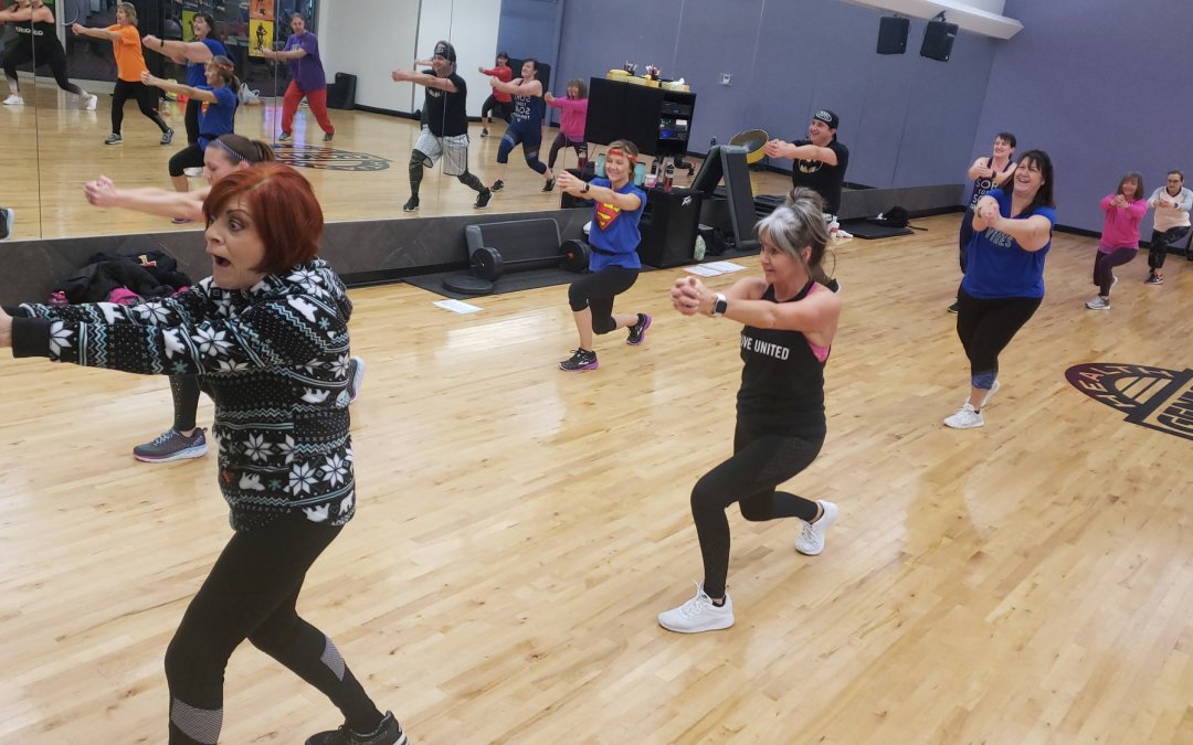 Work Out With Me – July 15-21 – And GROUP FIGHT LAUNCH!