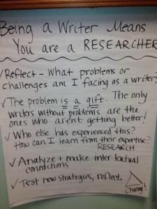 writersareresearchers