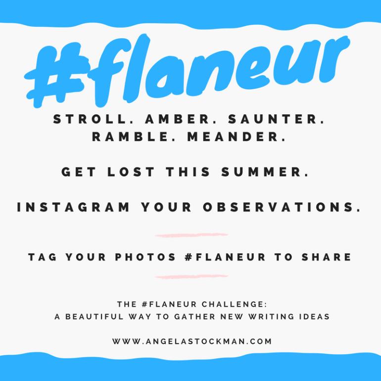 #flaneur