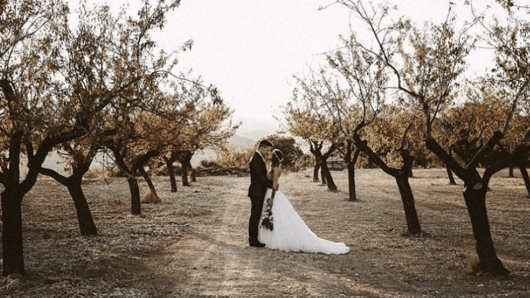Countryside & Rustic Wedding Venues Costa Blanca Spain