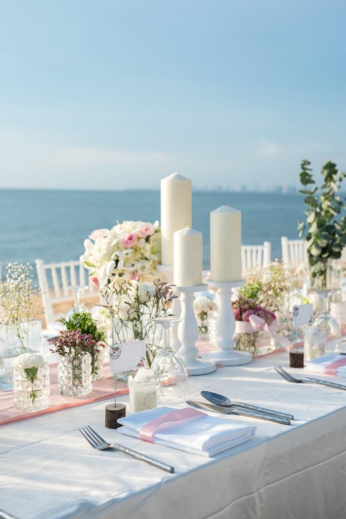 Chiringuito Beach Restaurant Wedding