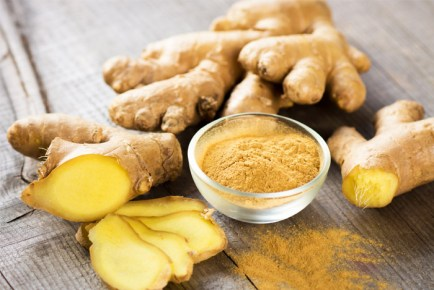ginger root