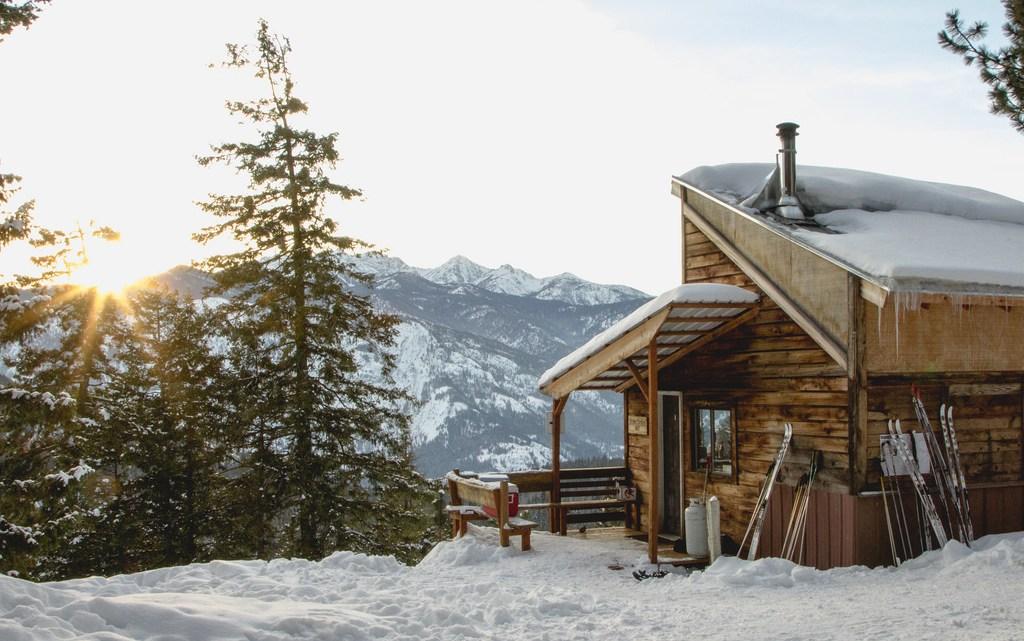 Rendezvous Hut in Washington