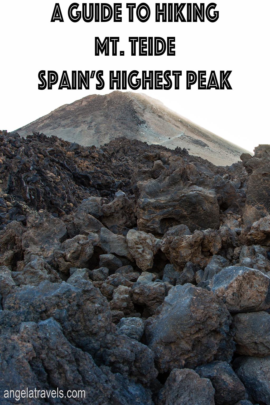 A Hiking Guide to Mt. Teide: Spain's Highest Peak