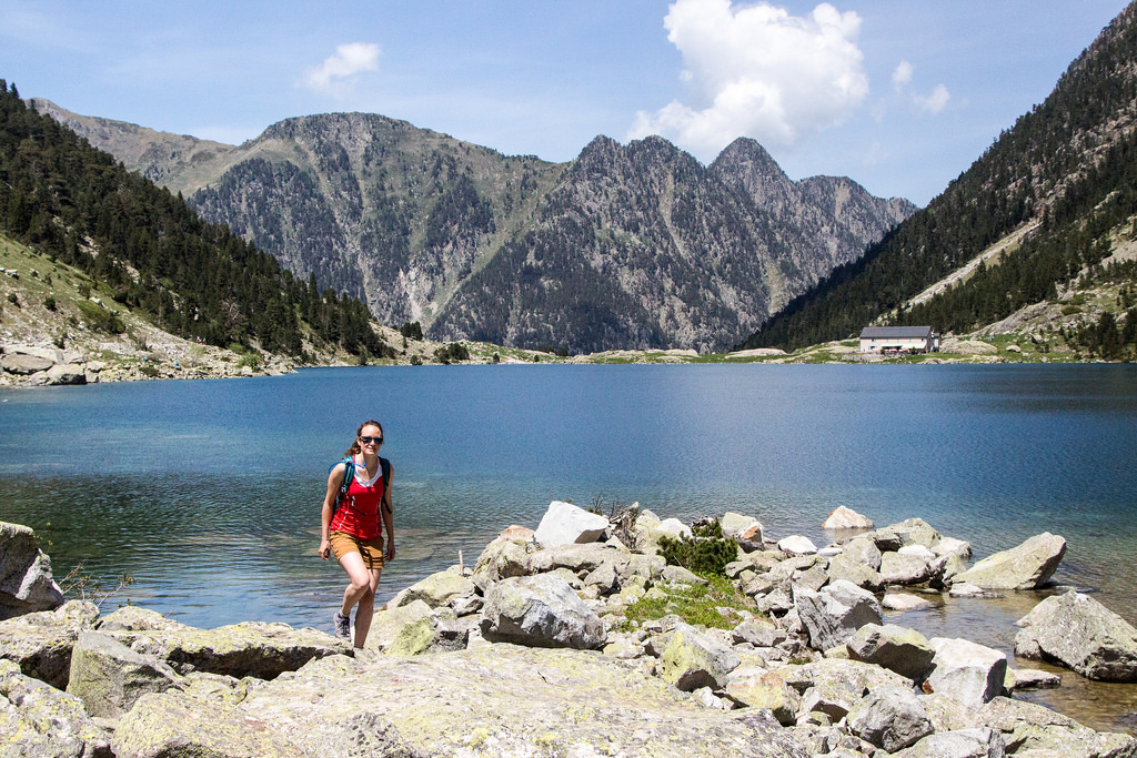 2 Circular Day Hikes in the French Pyrenees