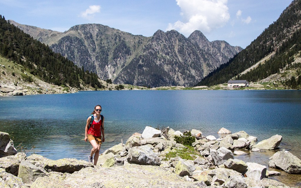 Day hiking in the Pyrenees