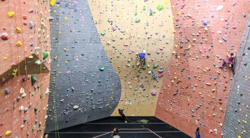 How to Pass an Indoor Climbing Gym Belay Test