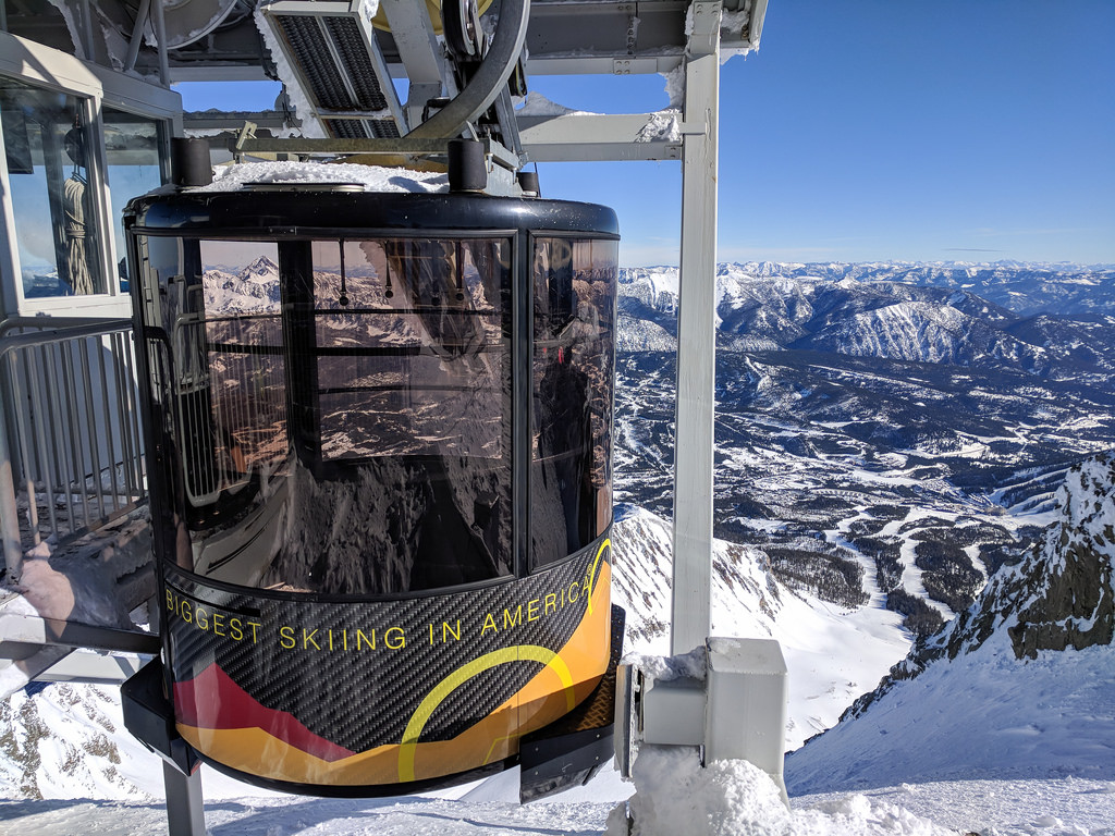 4 Resorts: A Western Ski Road Trip with the M A X  Pass