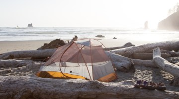 6 Things to Know Before Camping on the Olympic Peninsula Beaches
