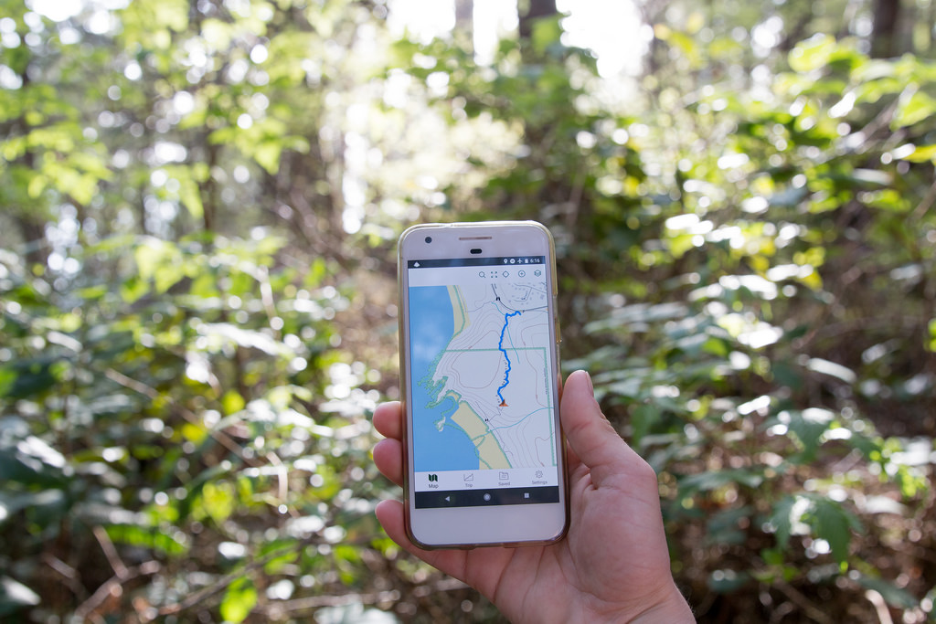 The Best Navigation App: How to Use Gaia GPS