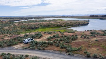 eastern washington road trip itinerary