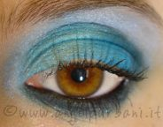 Makeup Tutorial Artic Queen by*AngyMakeUp* http://www.angelaurbani.it/artic_queen.asp