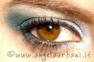 Steel Teal by *AngyMakeUp* http://www.angelaurbani.it/steel_teal.asp
