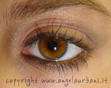 Apricot &; Peach by *AngyMakeUp* http://www.angelaurbani.it/apricot_and_peach.asp