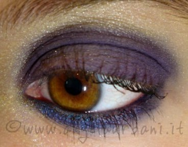 Makeup Tutorial Chic Xmas by*AngyMakeUp* http://www.angelaurbani.it/chic_xmas.asp