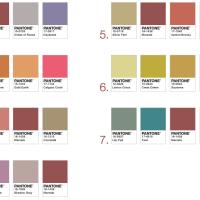 Pantone: i colori dell'anno e della primavera/estate 2015