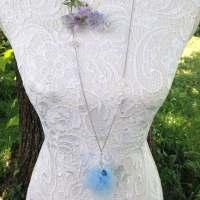 Orecchini per matrimonio e collane dolce attesa Etoile