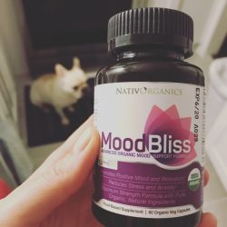 Sleep Better + Fight Anxiety Naturally with Moodbliss
