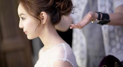 【My Wedding】婚禮現場三造型♡找到最適合自己的造型就能展現自信