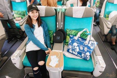 【大溪地】初次搭乘大溪地航空商務艙,開啟舒適的度假之旅~新舊機型的體驗