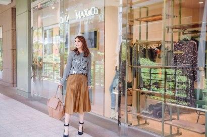 【穿搭】MAX&Co.多變豐富的風格中,找到讓妳散發最有自信的穿搭