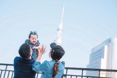 【東京】帶著9M寶寶東京親子遊:上野,淺草雷門,晴空塔,阿卡將.DAY2
